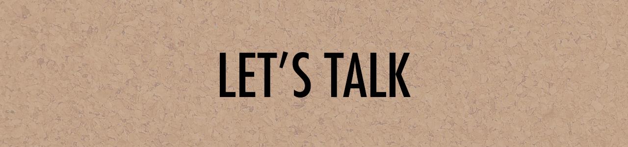 LETSR=TALK